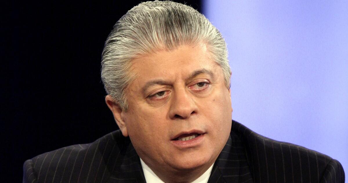'Stalinistic': Judge Andrew Napolitano slams Barr over 'secret' Roger Stone hearing