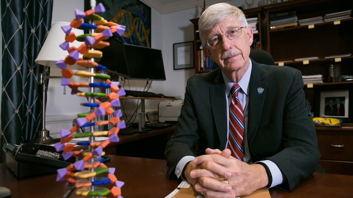 NIH head predicts Alzheimer's breakthrough within five years