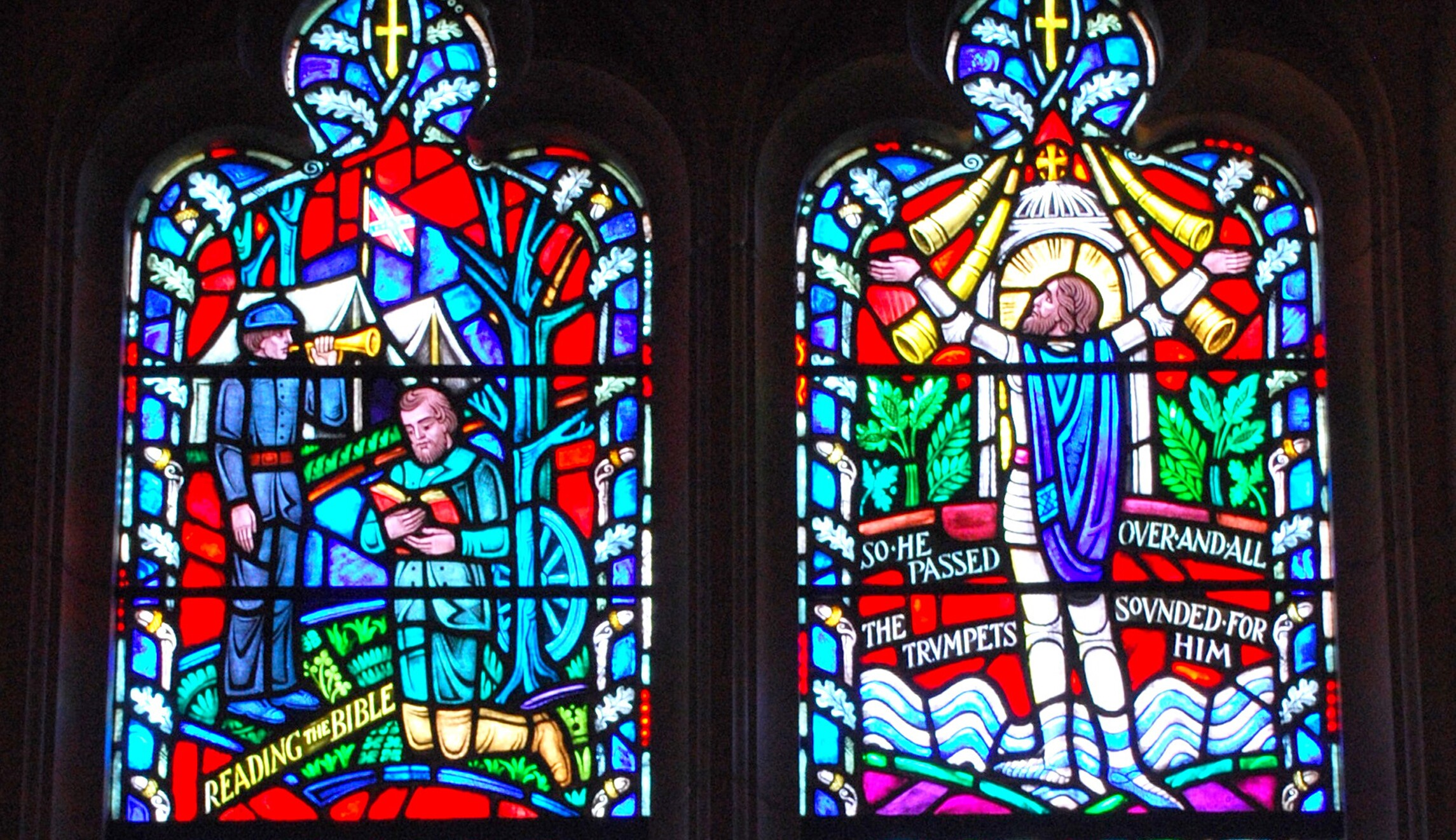 Washington National Cathedral To Remove Stained Glass Windows Of