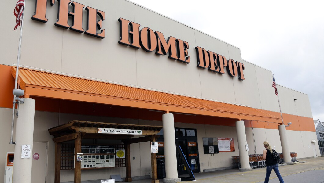 I m the white woman hillary clinton warned you about for Home depot 600 exterior street