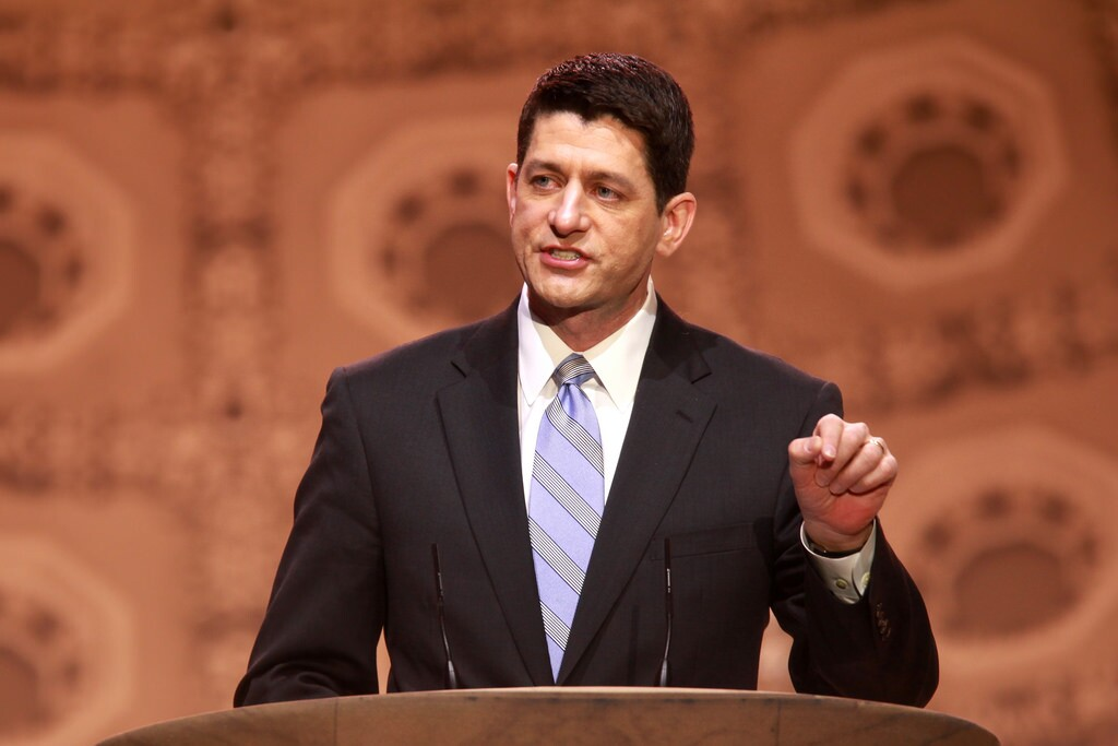 Ryan: Clinton Campaign Disdain for Catholics and Evangelicals is 'Staggering'