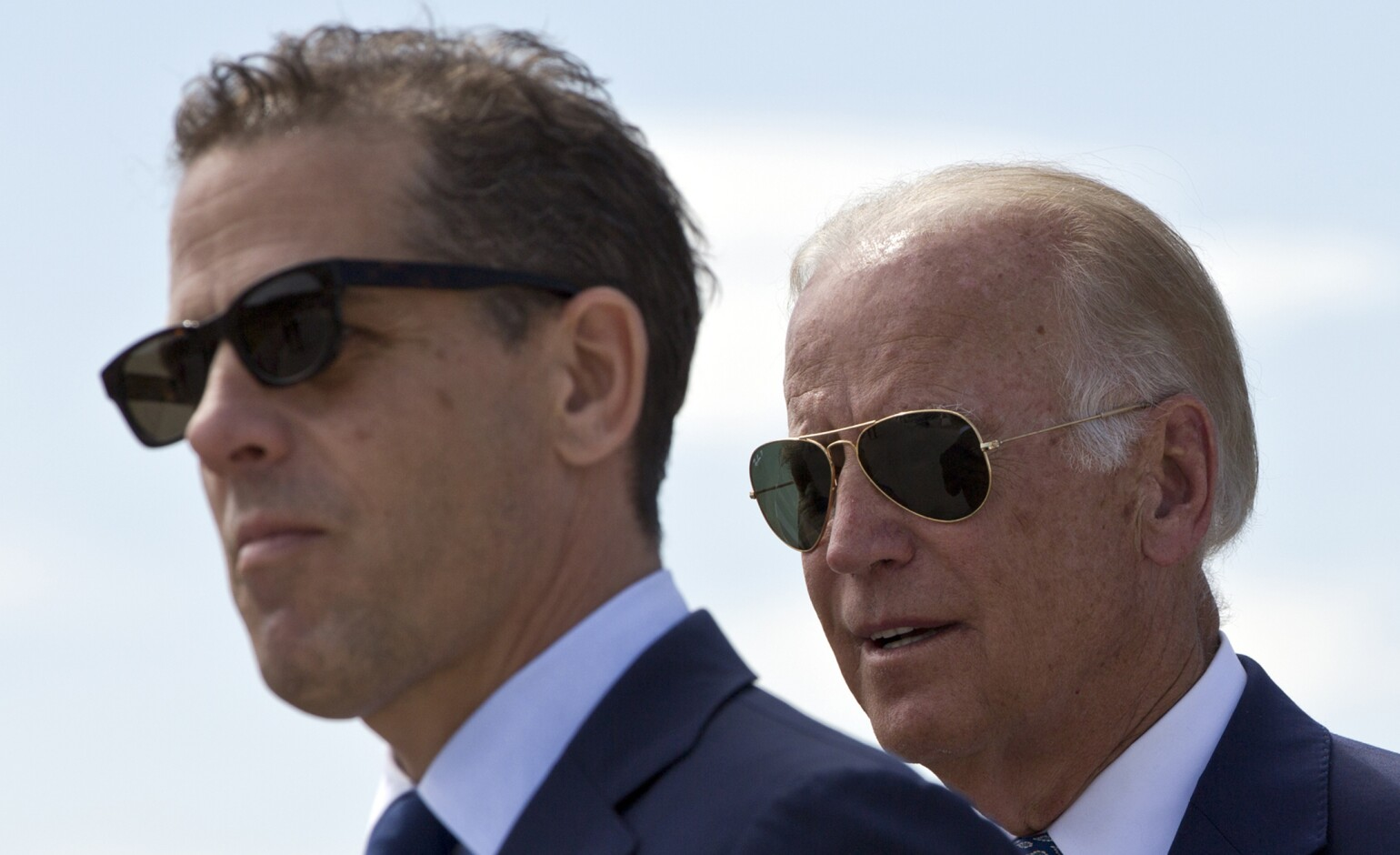 Hunter Biden, Joe Biden
