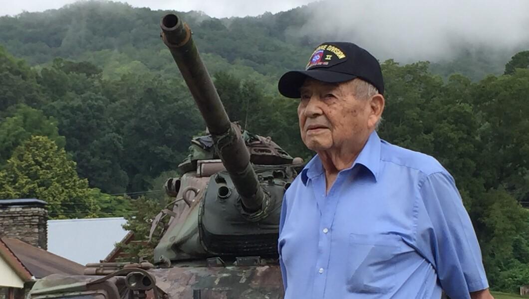 IMG_7274 PFC Reuben Taylor at Cherokee Veterans Park (2).JPG