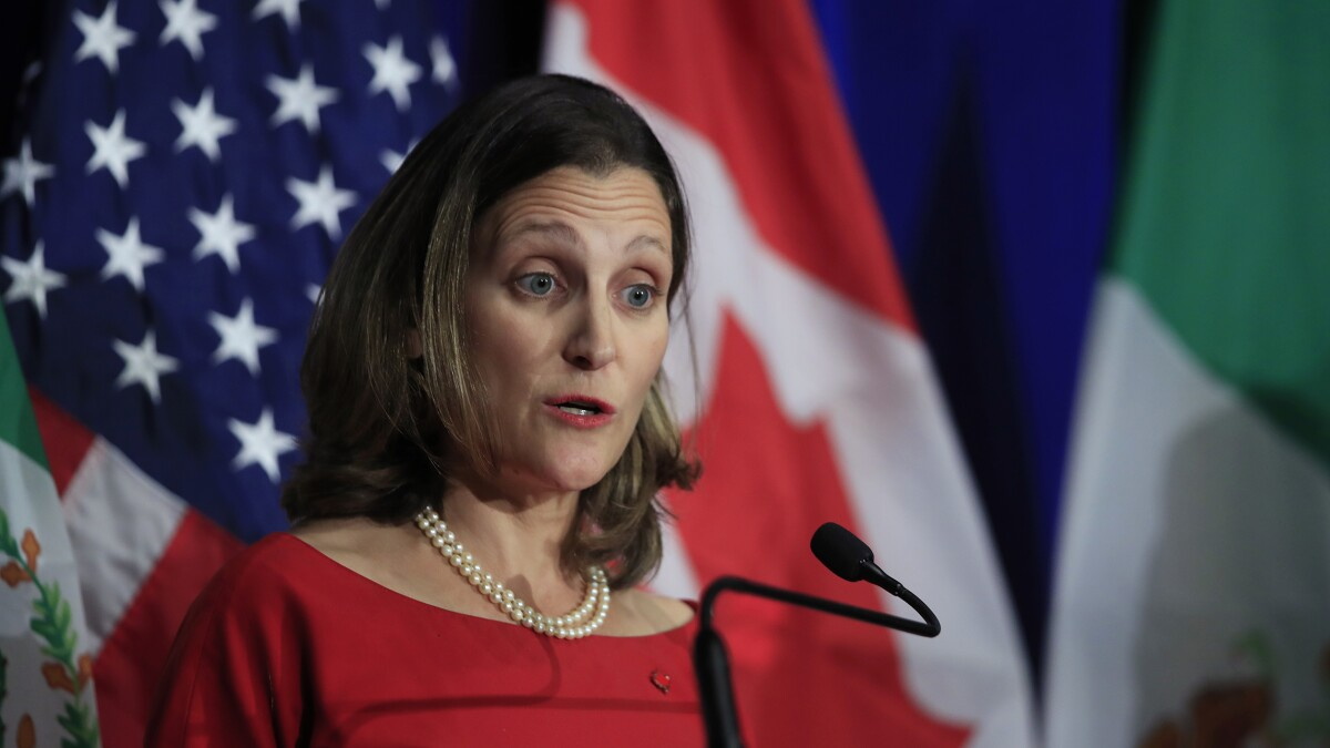 Canadian envoy heads to Cuba to push against Maduro
