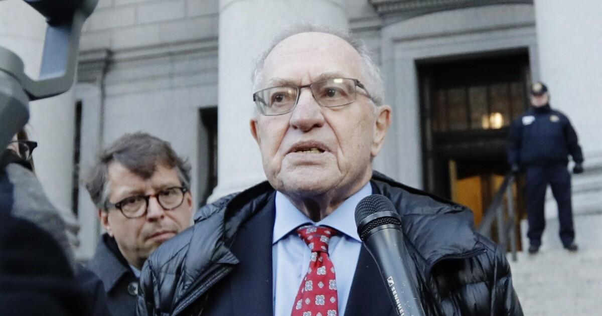 Alan Dershowitz explains the 'most interesting' part of Mueller's report