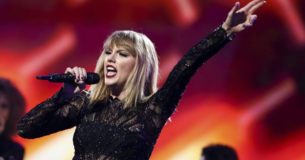 Taylor Swift used airport-style facial recognition on concertgoers