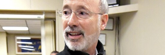 Candidate Tom Wolf