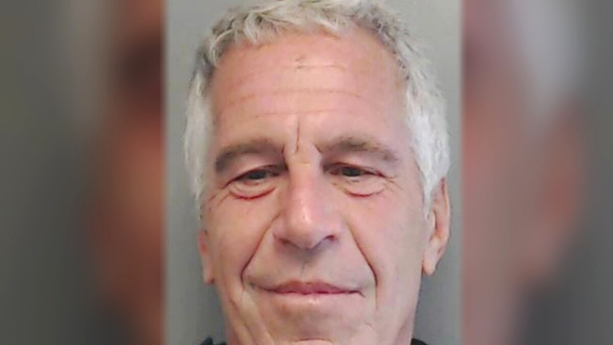 Report: Camera footage from outside Epstein's jail cell unusable
