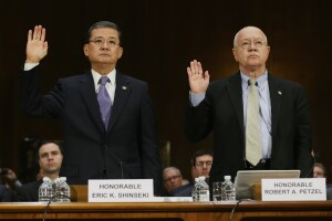 Faces of scandal at the Department of Veterans Affairs