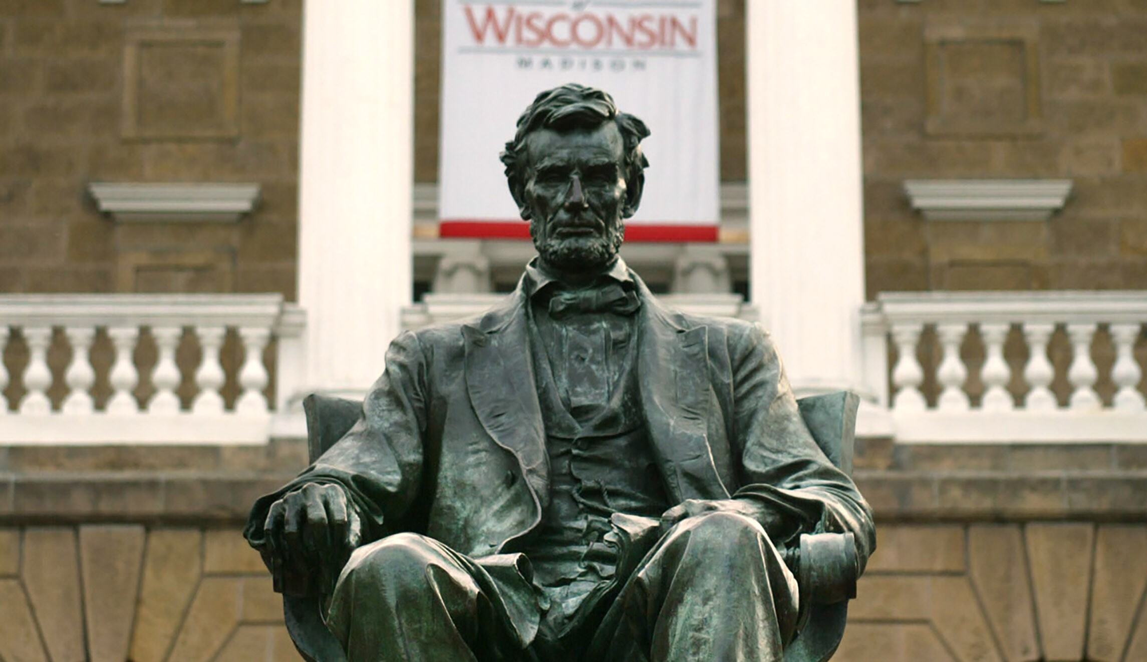 University Of Wisconsin Students Protested The School S Abraham