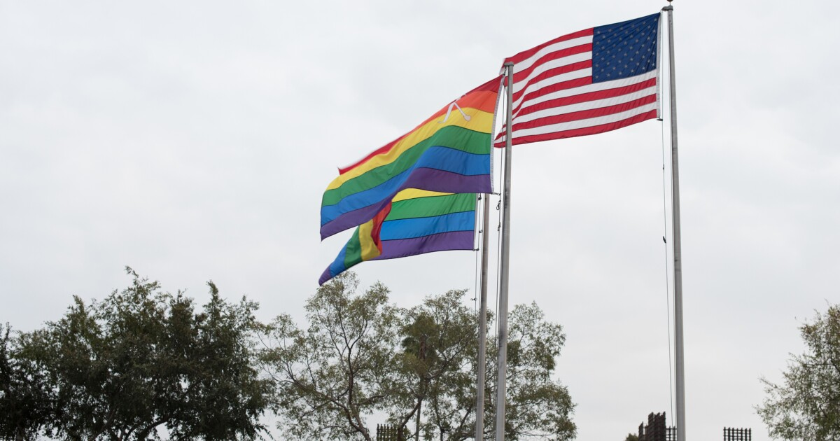 GOP bill bans US embassies from raising gay pride flags, other emblems