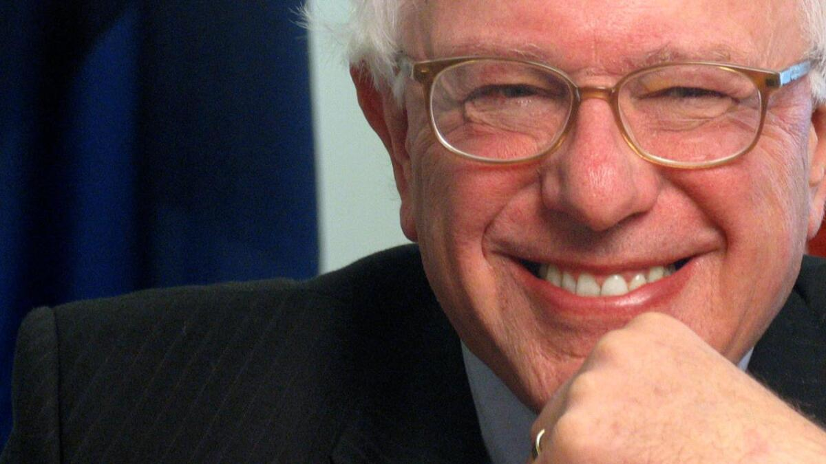 Sanders plan would have billionaires taxed more than they earn