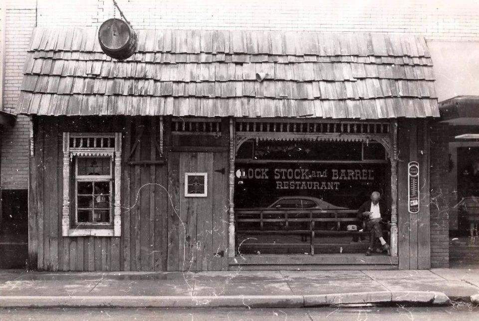 James Hannah's Restaurant - Lock, Stock and Barrel (Williamson, WV).jpg