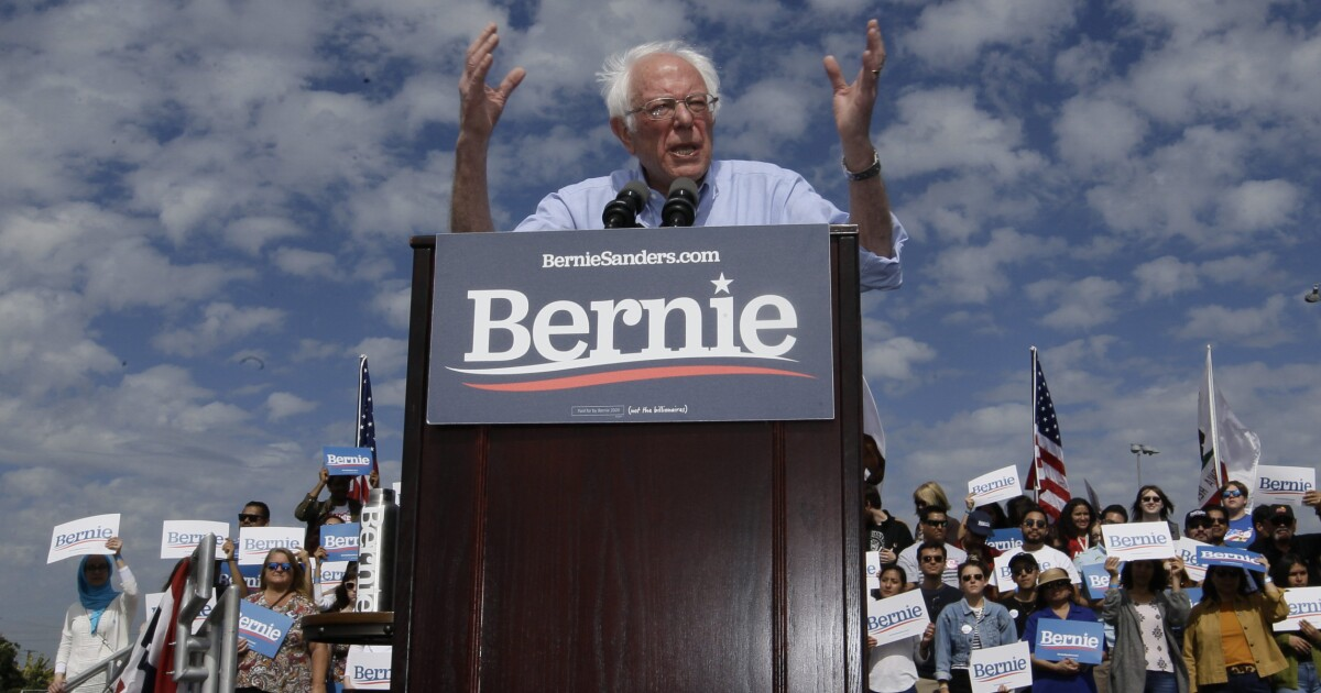 US officials say Russia trying to help Bernie Sanders in 2020 race