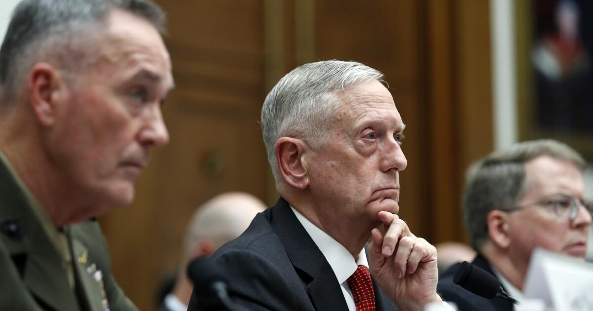 Jim Mattis tries to ease Japan's worries about North Korea talks