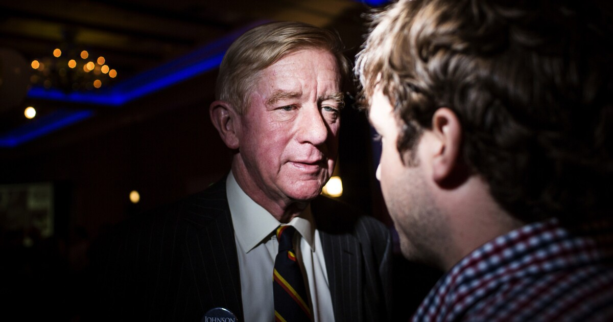 After his 2016 stunt, Bill Weld is the worst person to court independent voters