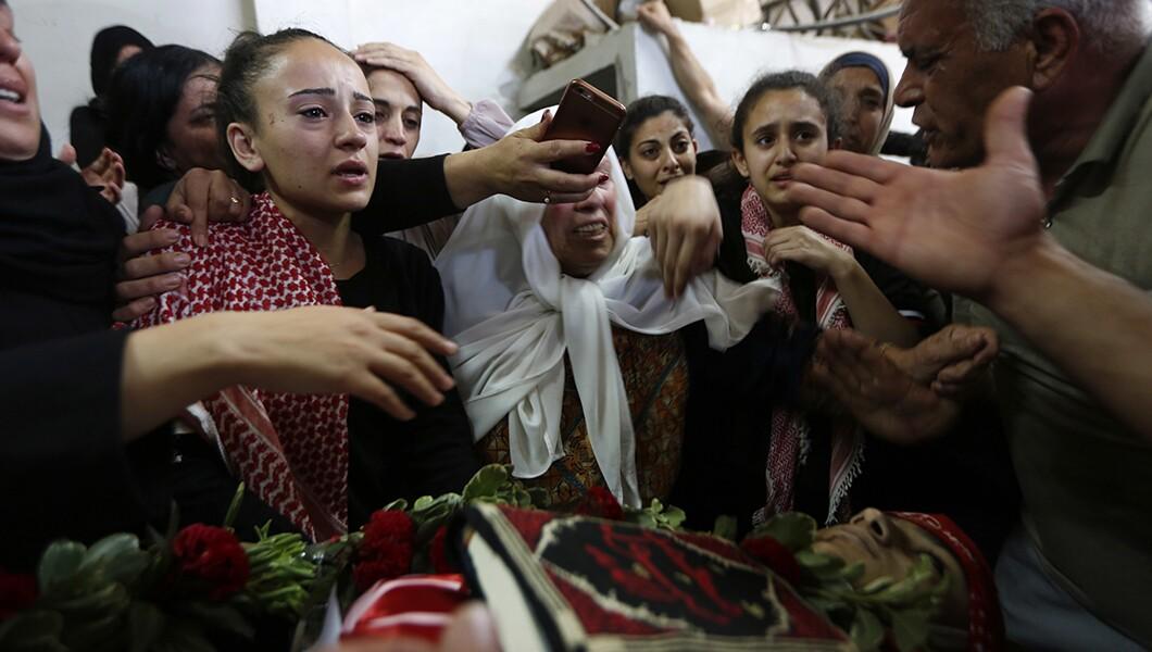 Israel Palestinian Refugees