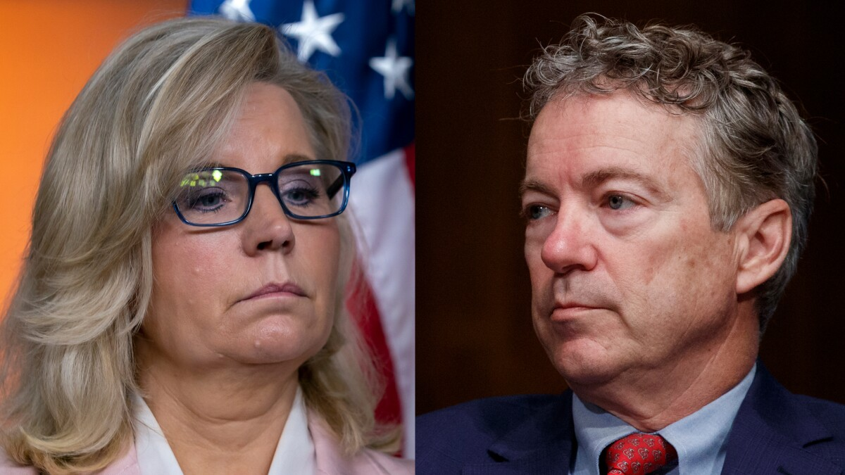 The Rand Paul-Liz Cheney foreign policy feud is the latest battle in a decades-old GOP civil war