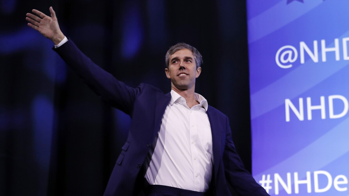 Meghan McCain predicts Beto O'Rourke will land MSNBC show after 2020 race