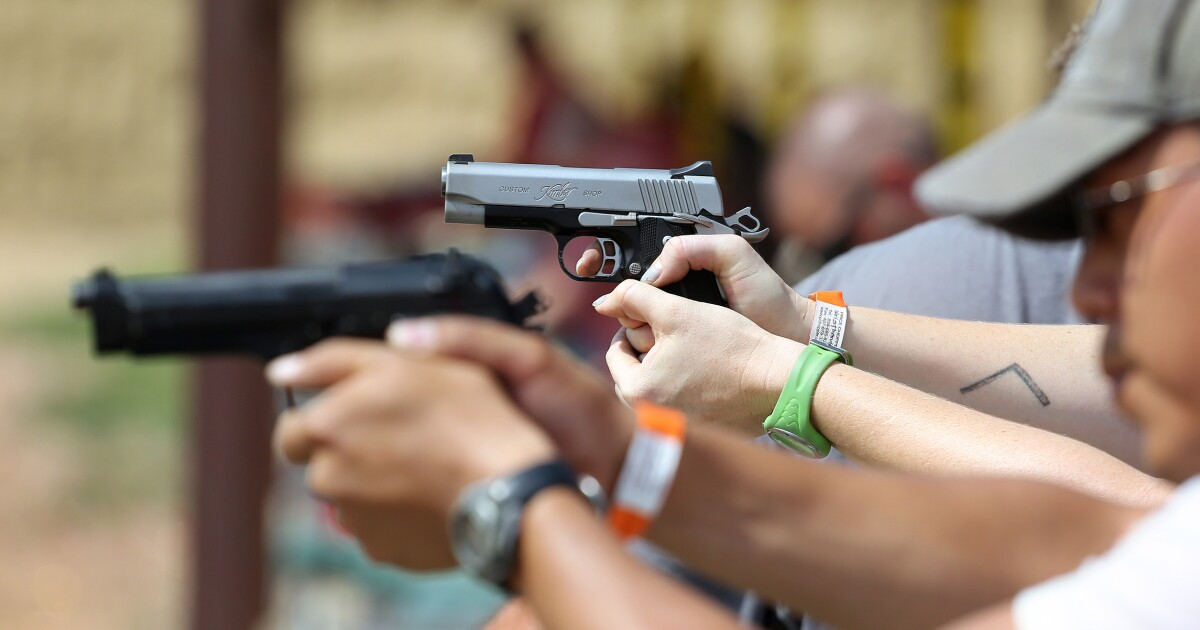 Gun Rights Backers Scoff At Proposed Change To Rules At Heart Of