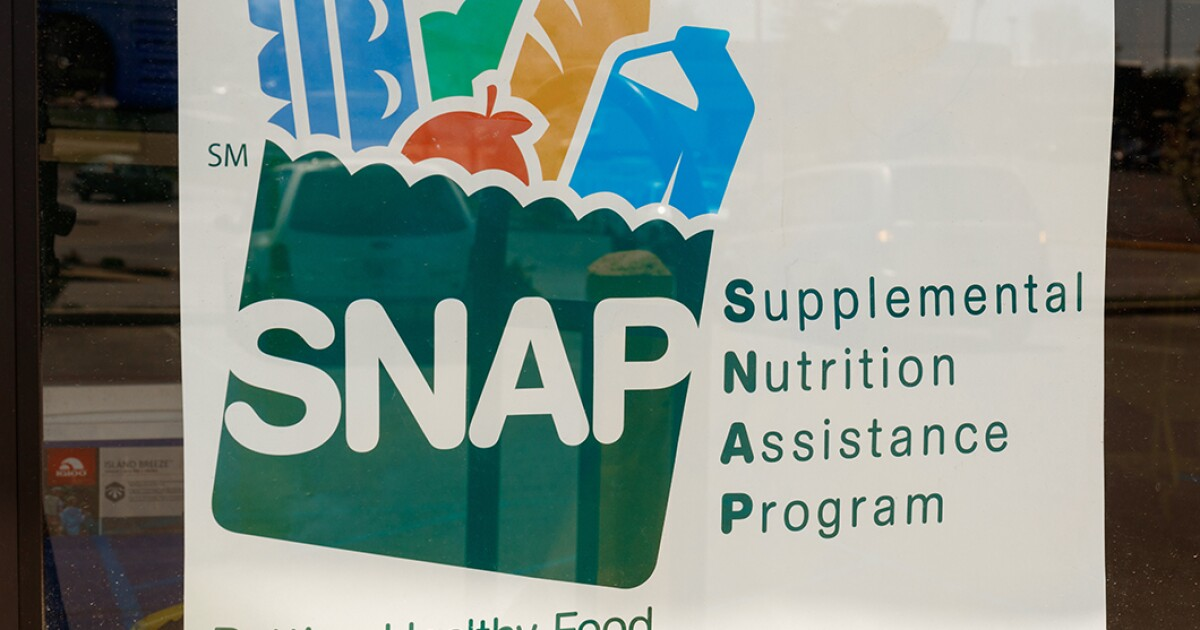 Trump food stamp proposal would finally kick millionaires off