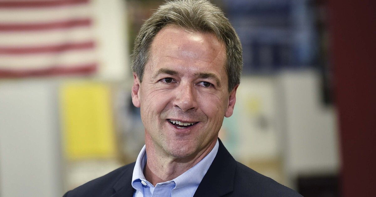 Steve Bullock fundraising off claims conservatives fear him, polling near 0%