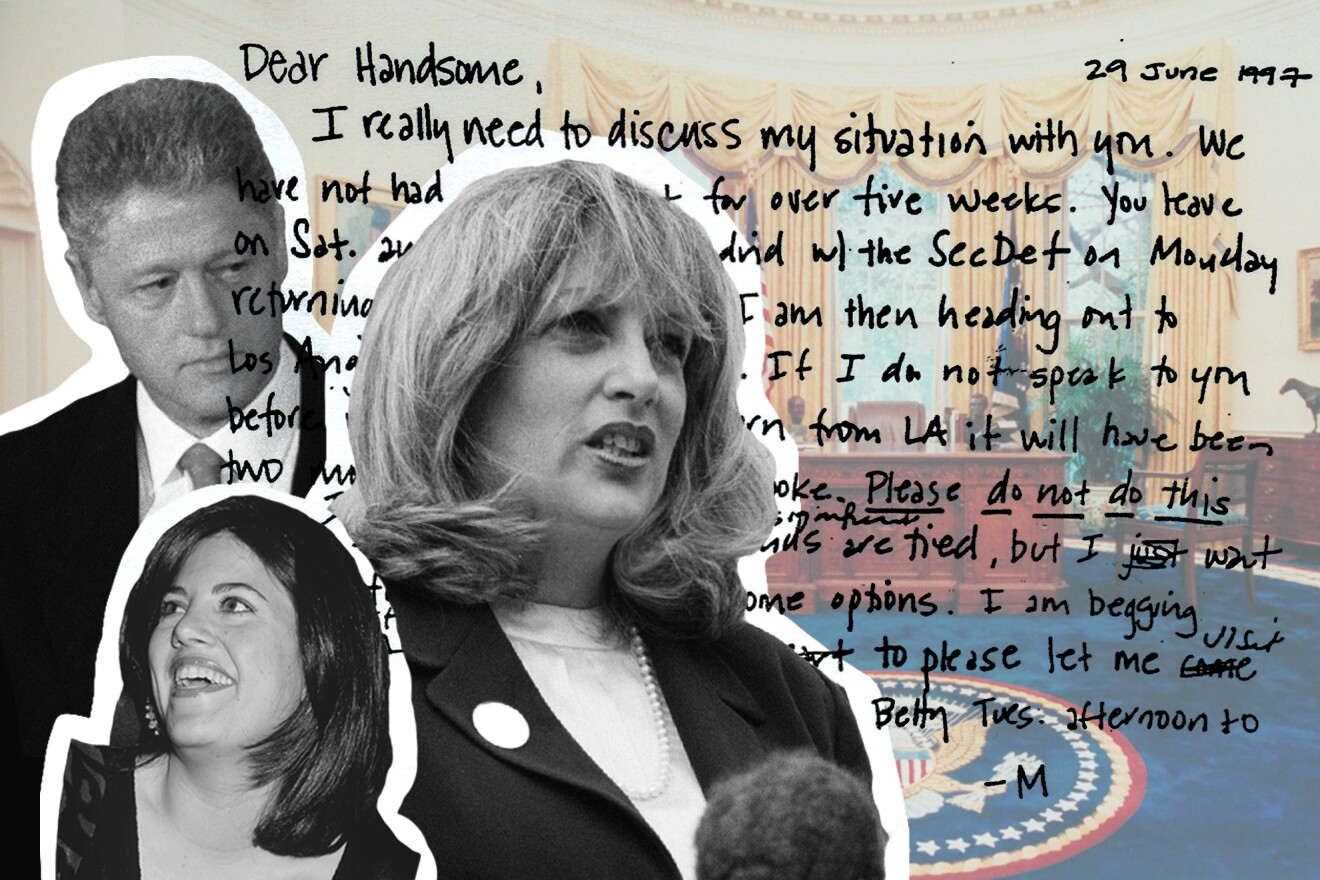 Linda Tripp Its A Day Late And Its A Dollar Short