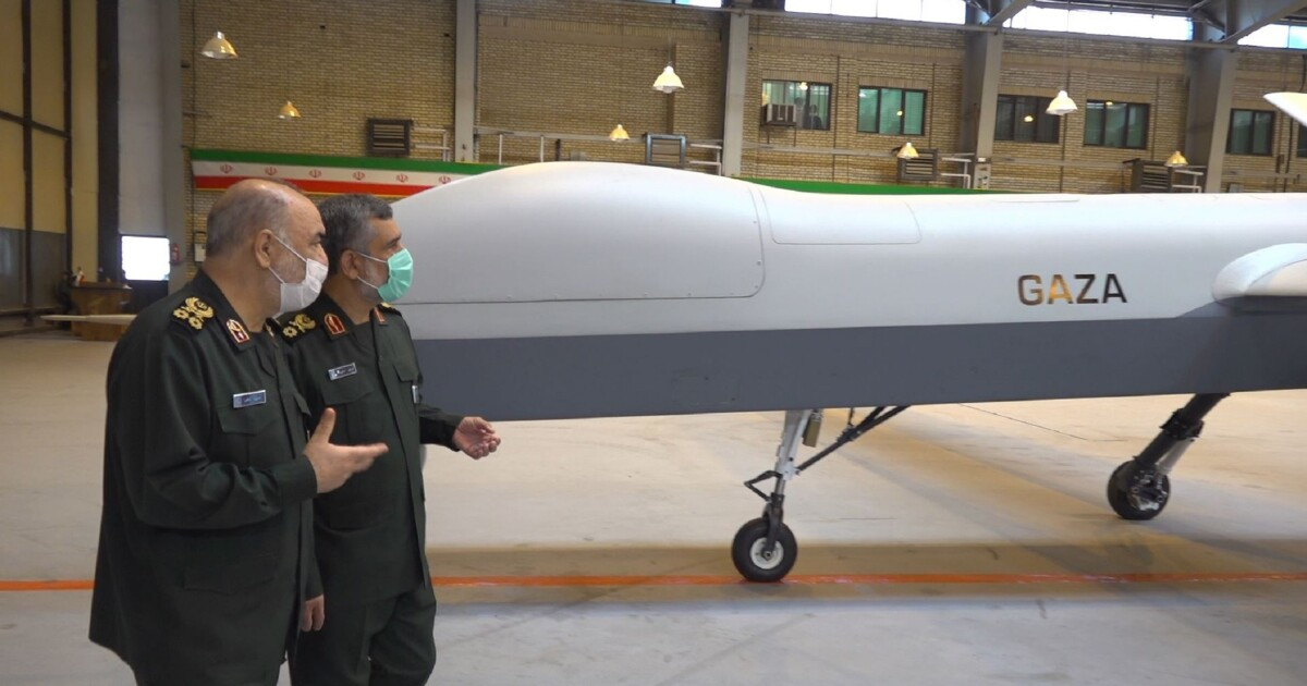 As Ebrahim Raisi enters office, Biden appeases Iran's drone waltz