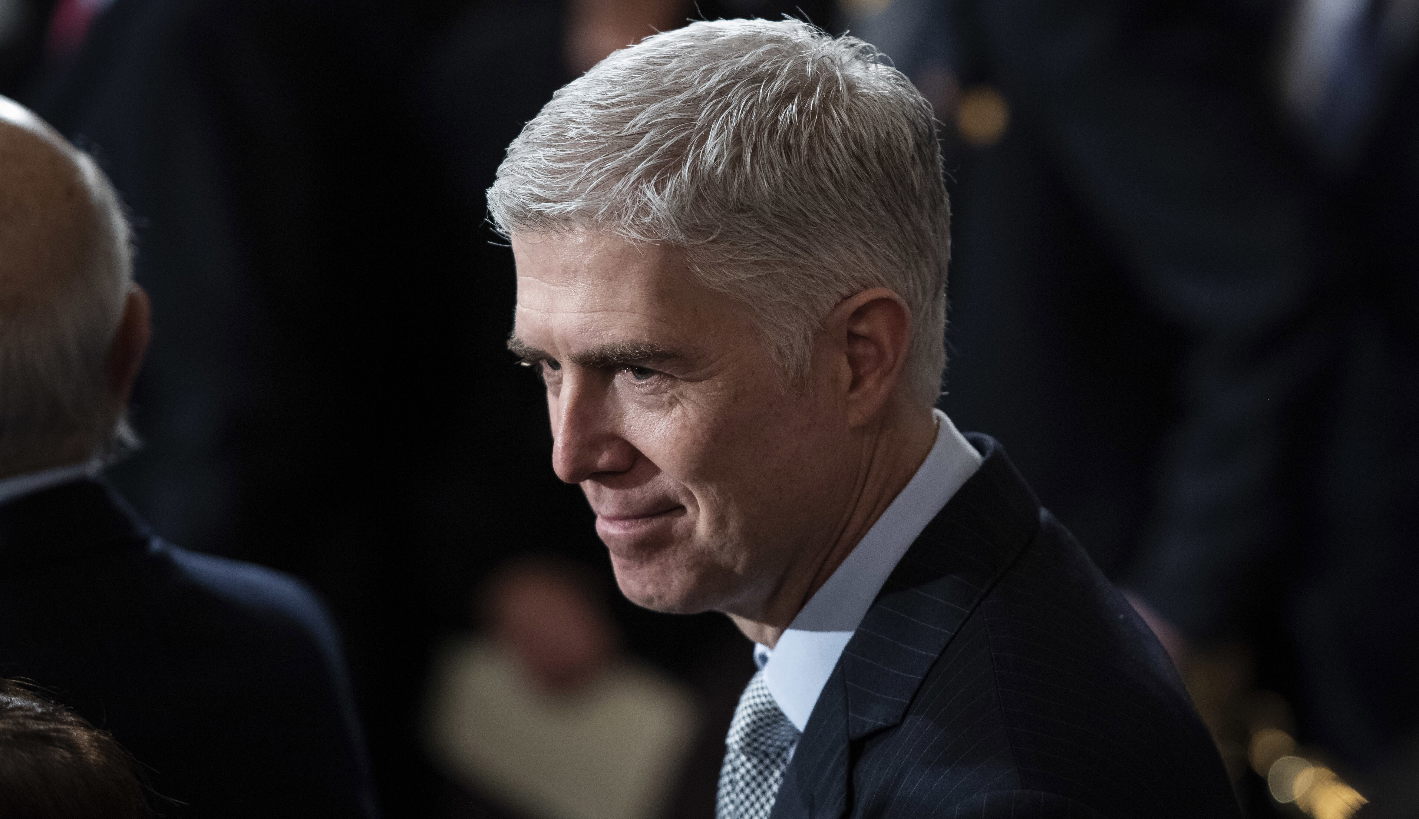 Gorsuch joins Thomas in a constitutionalist revival