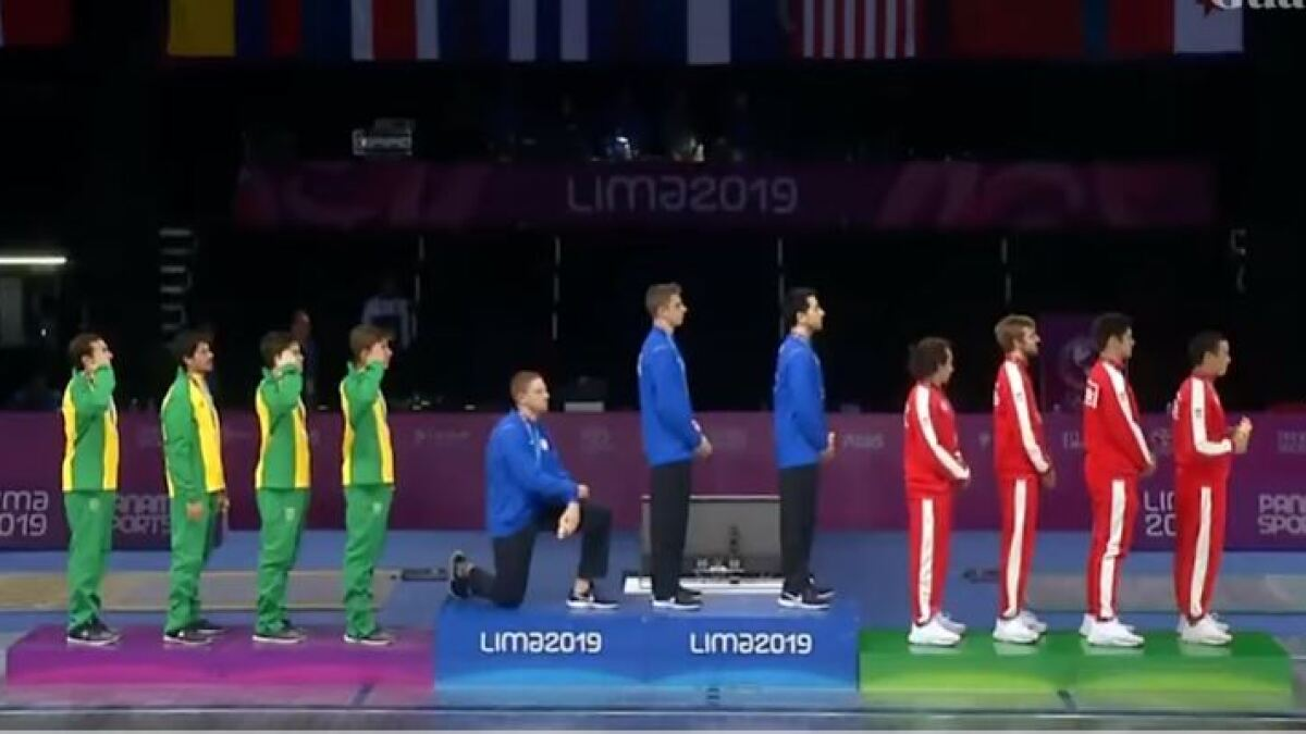 Athletes disrespected America. Don't let them do it again at the Olympics
