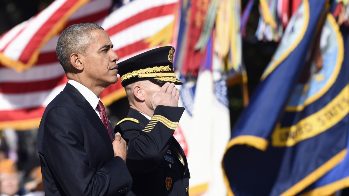 How Obama-era social engineering transformed the military