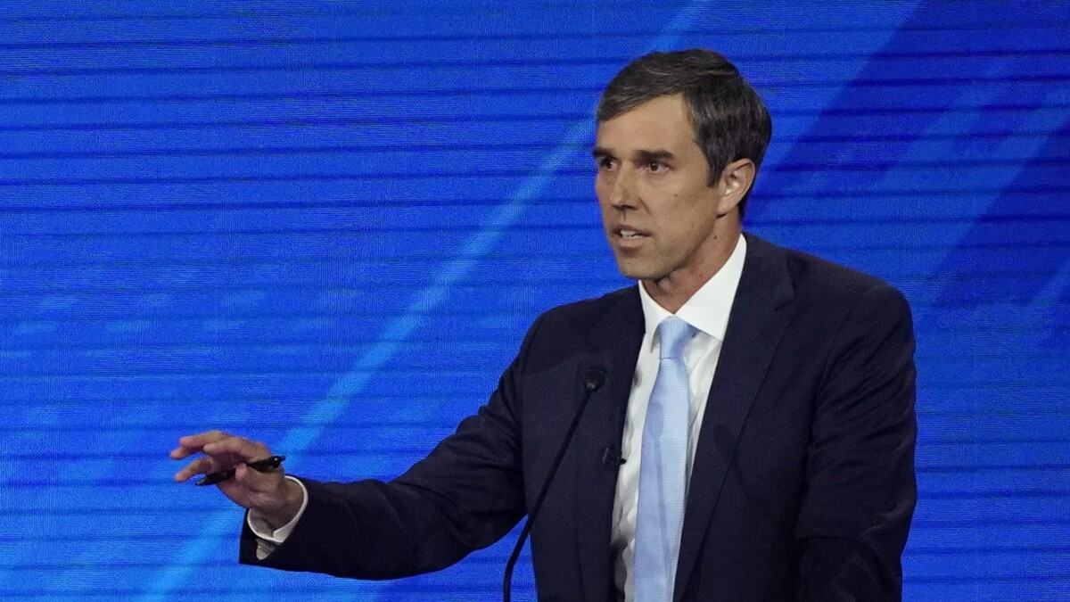 Beto O'Rourke: Fines will 'compel' AR-15 owners to turn them in