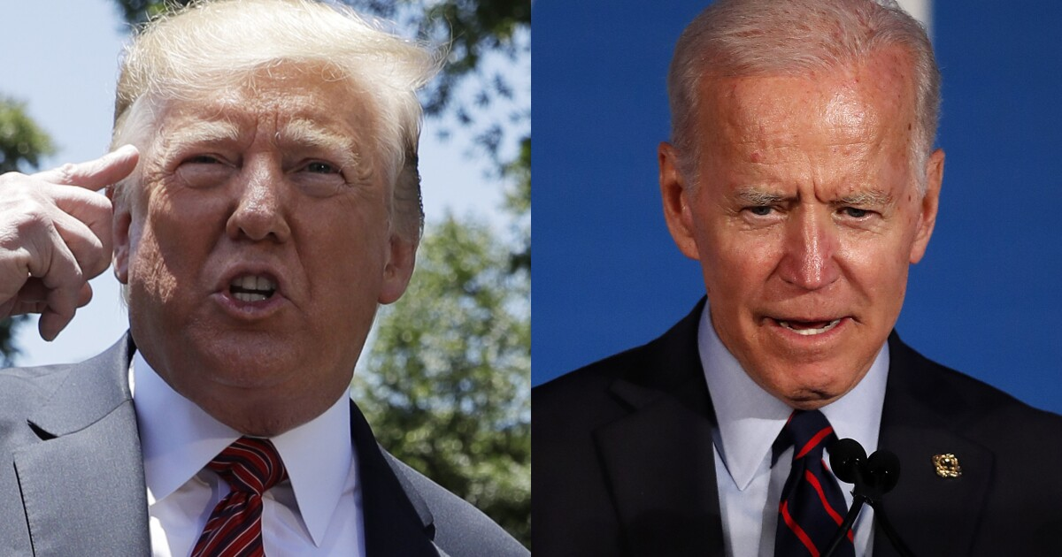 In an instant, media go from questioning Trump's mental stability to dismissing questions about Biden's health