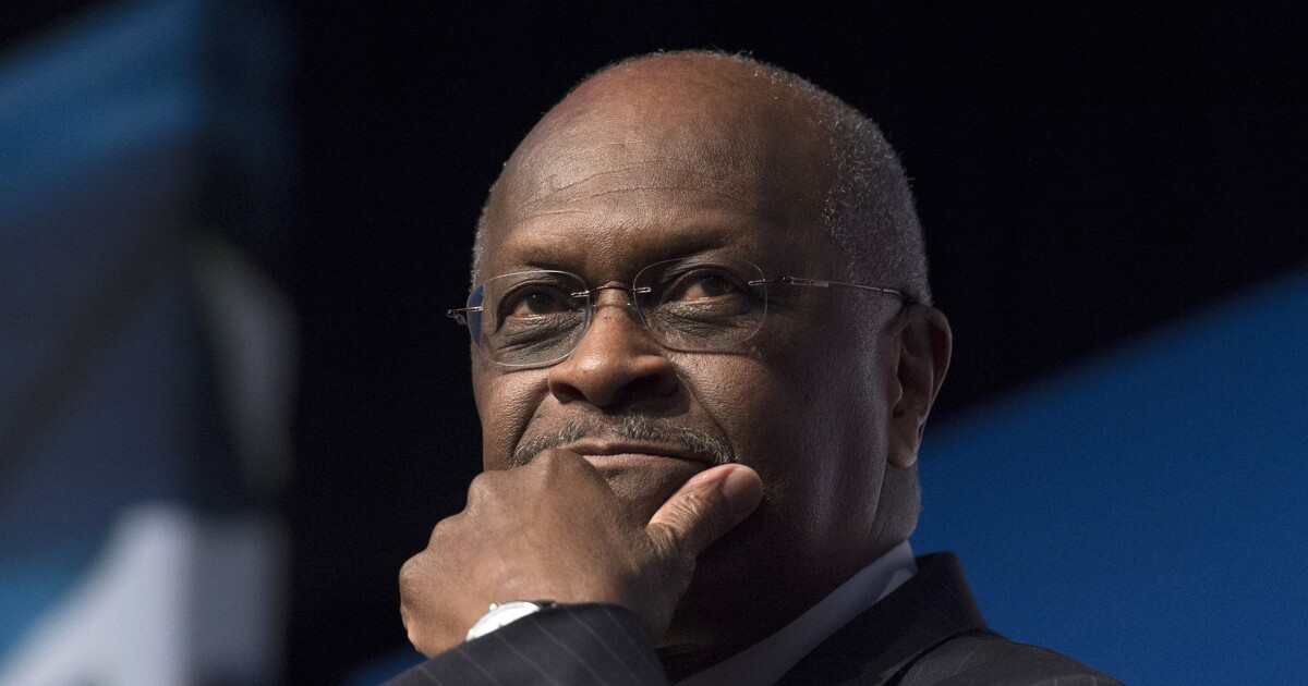 Trump picks Herman Cain for Federal Reserve spot