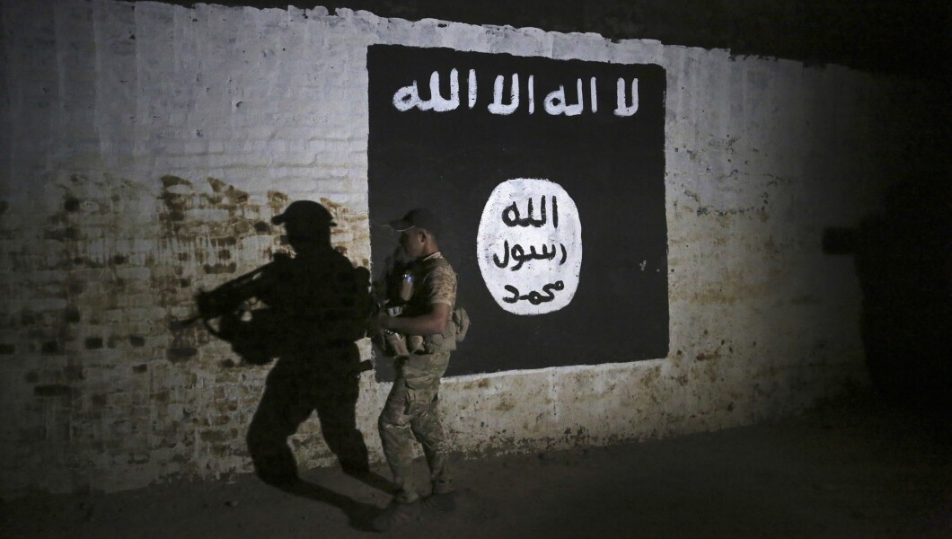 Islamic State Flag - 102517 Rubin Blog Post photo