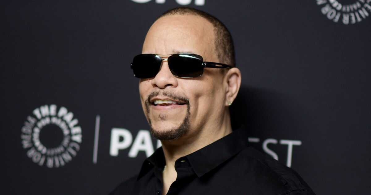 Ice-T says he 'almost shot' Amazon delivery driver