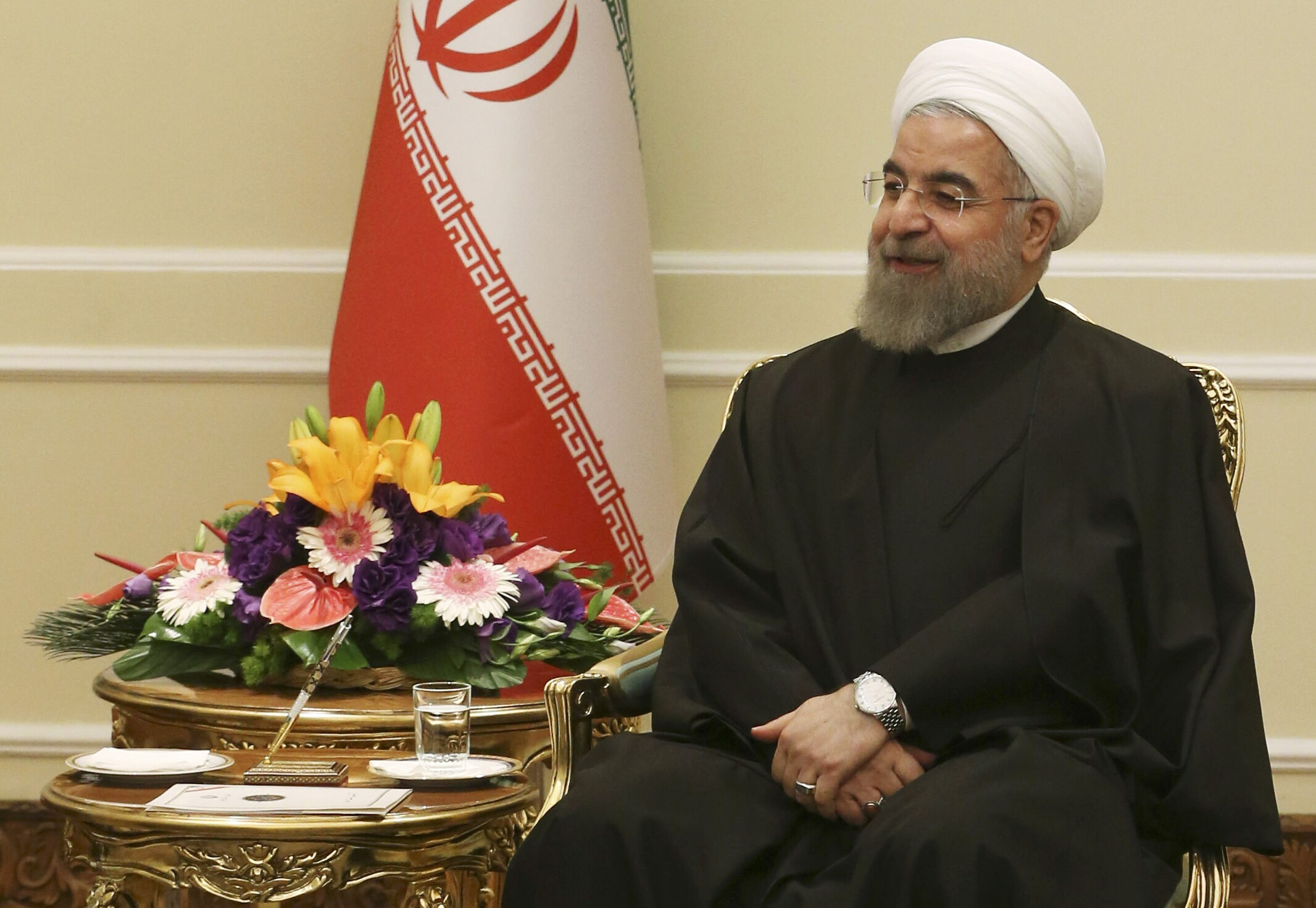 Despite reports, White House insists Iran 'is not self-inspecting'