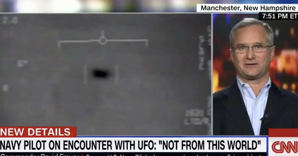 Ex-government chief for UFO investigations: US considering extraterrestrial hypothesis