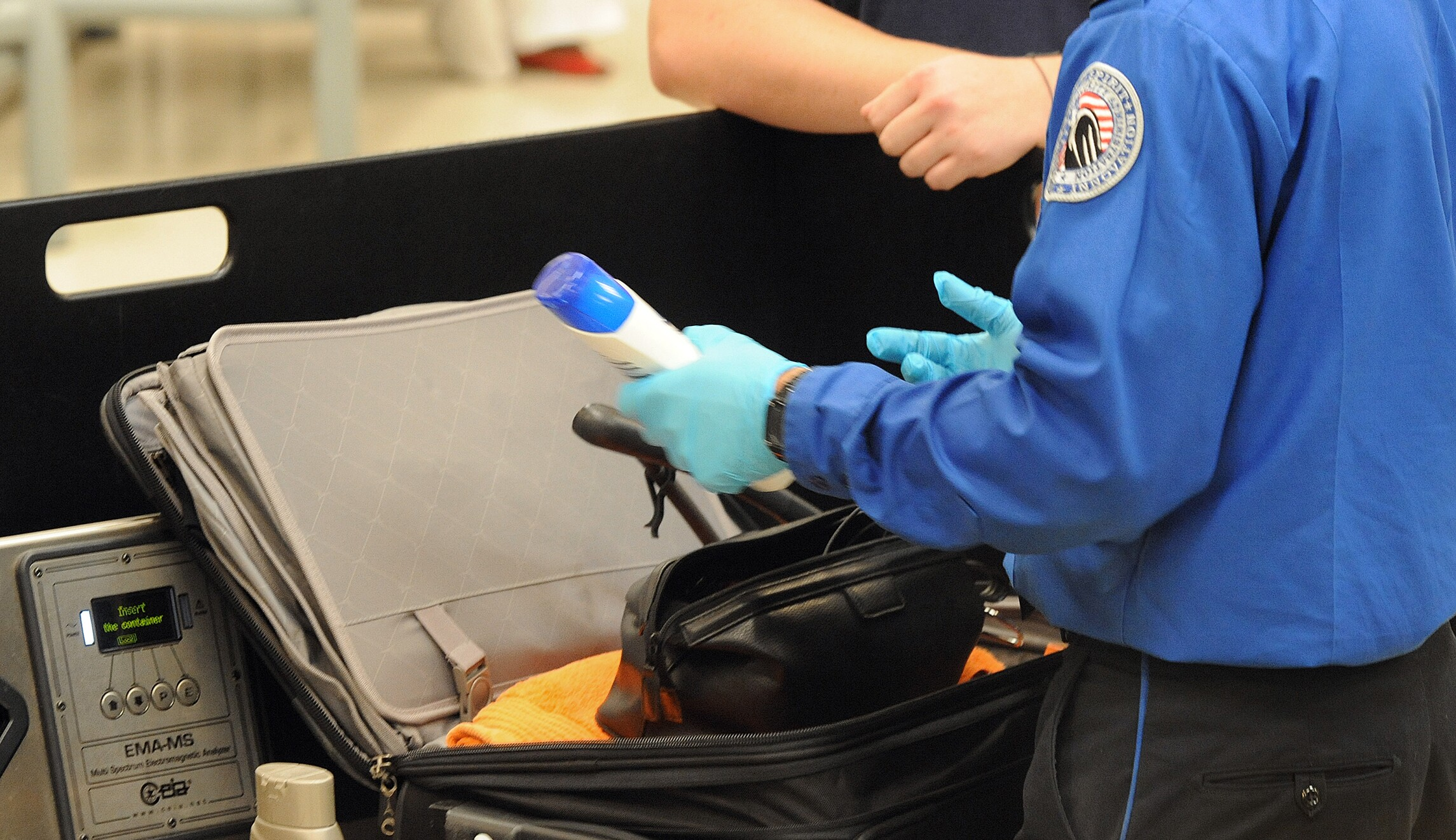 TSA's new security scanners could make removing liquids, electronics