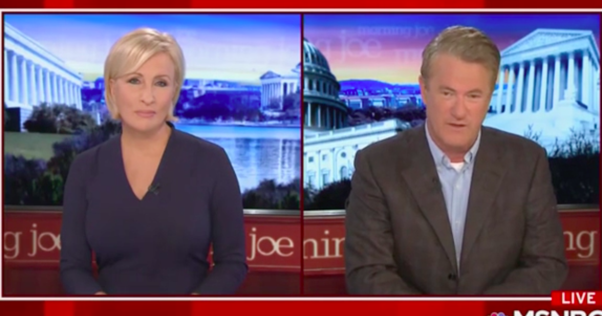 MSNBC's Joe Scarborough: Media should stop 'parroting' what Trump says about the economy