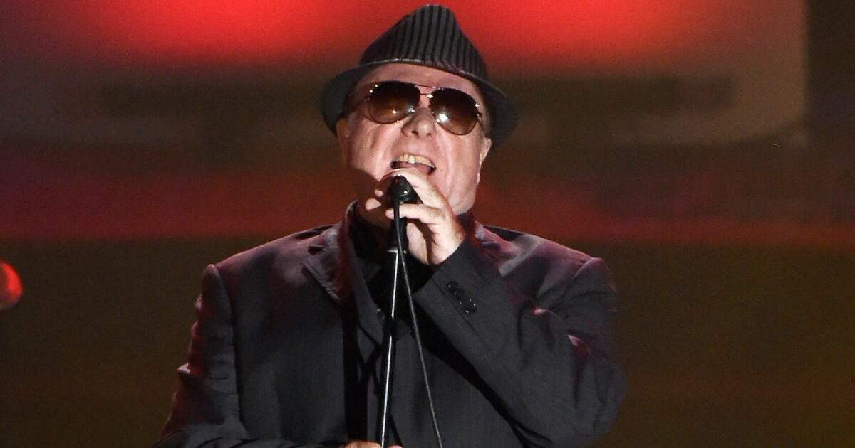 'It's really to enslave': Van Morrison condemns coronavirus restrictions in new protest songs