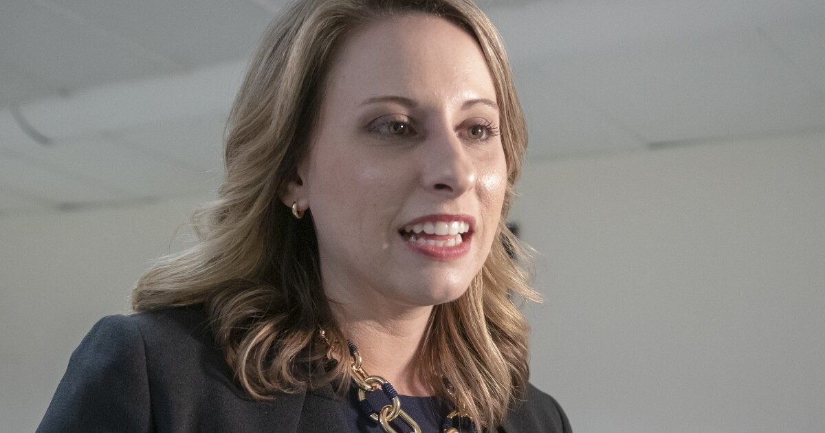 MSNBC turns to disgraced Katie Hill to make sense of disgraced Cuomo's resignation