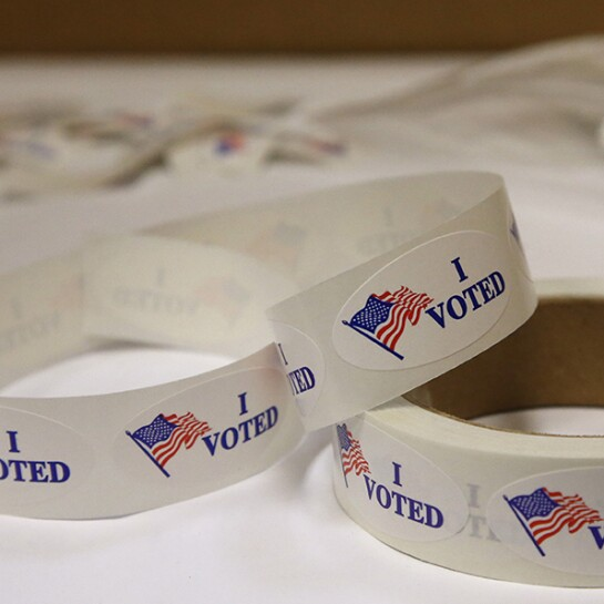 Primary Early Voting