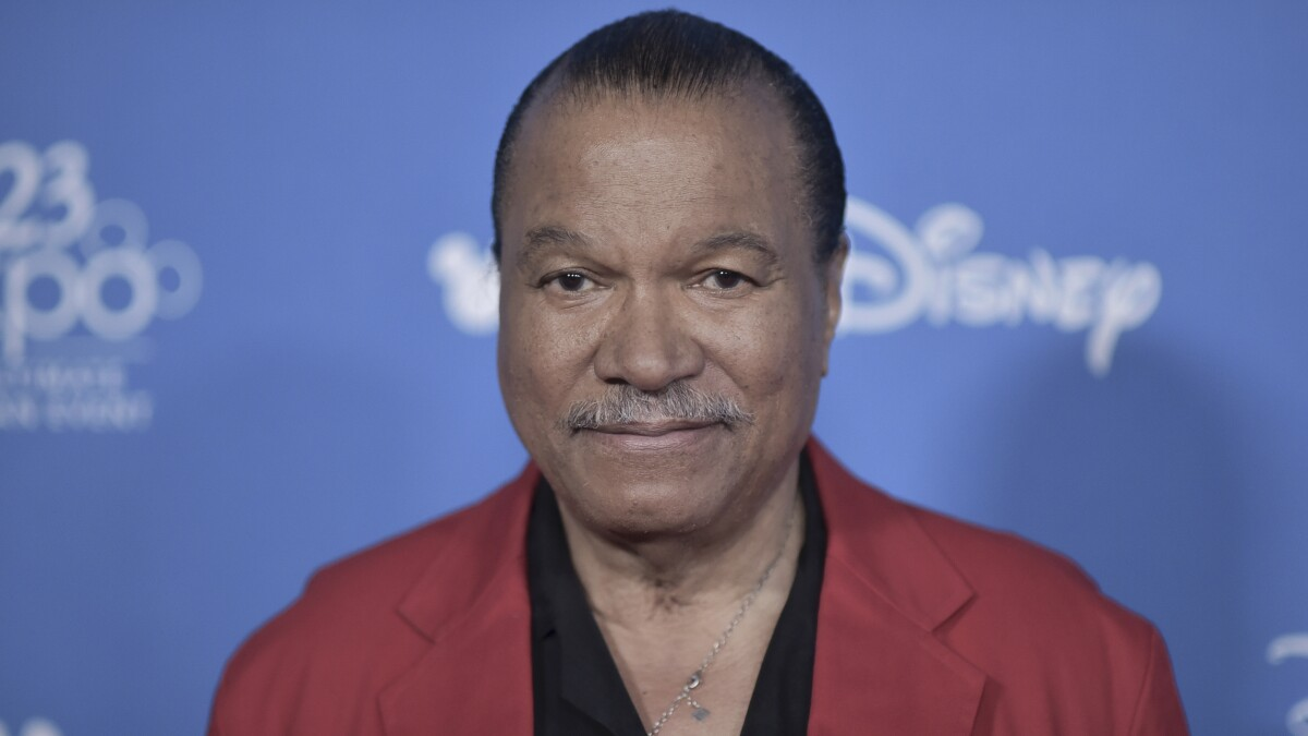 Billy Dee Williams reveals our collective gender confusion
