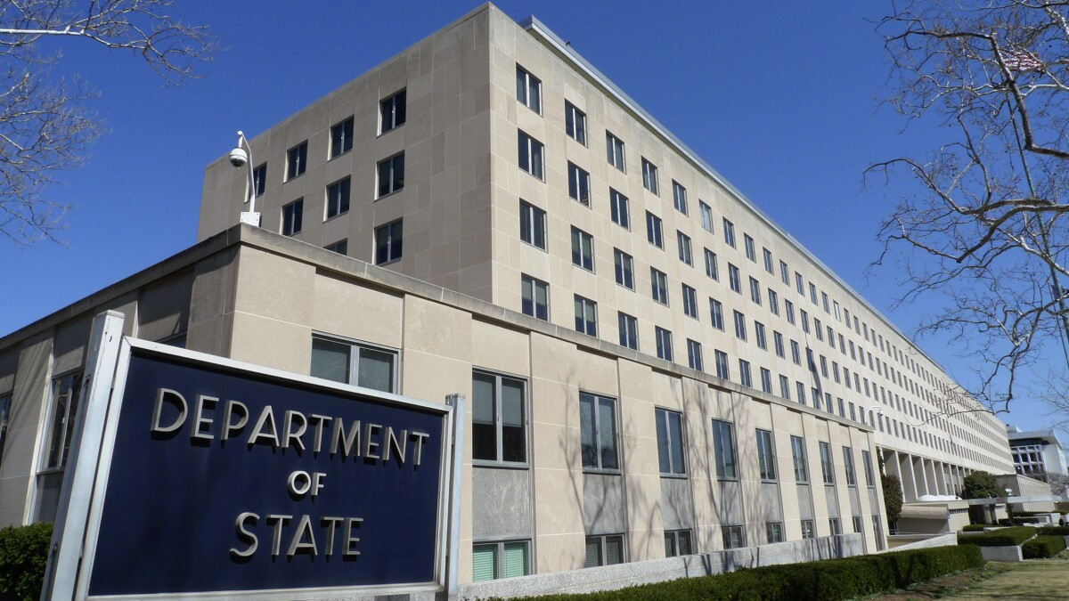 State Department employee linked to white supremacy placed on leave: Report