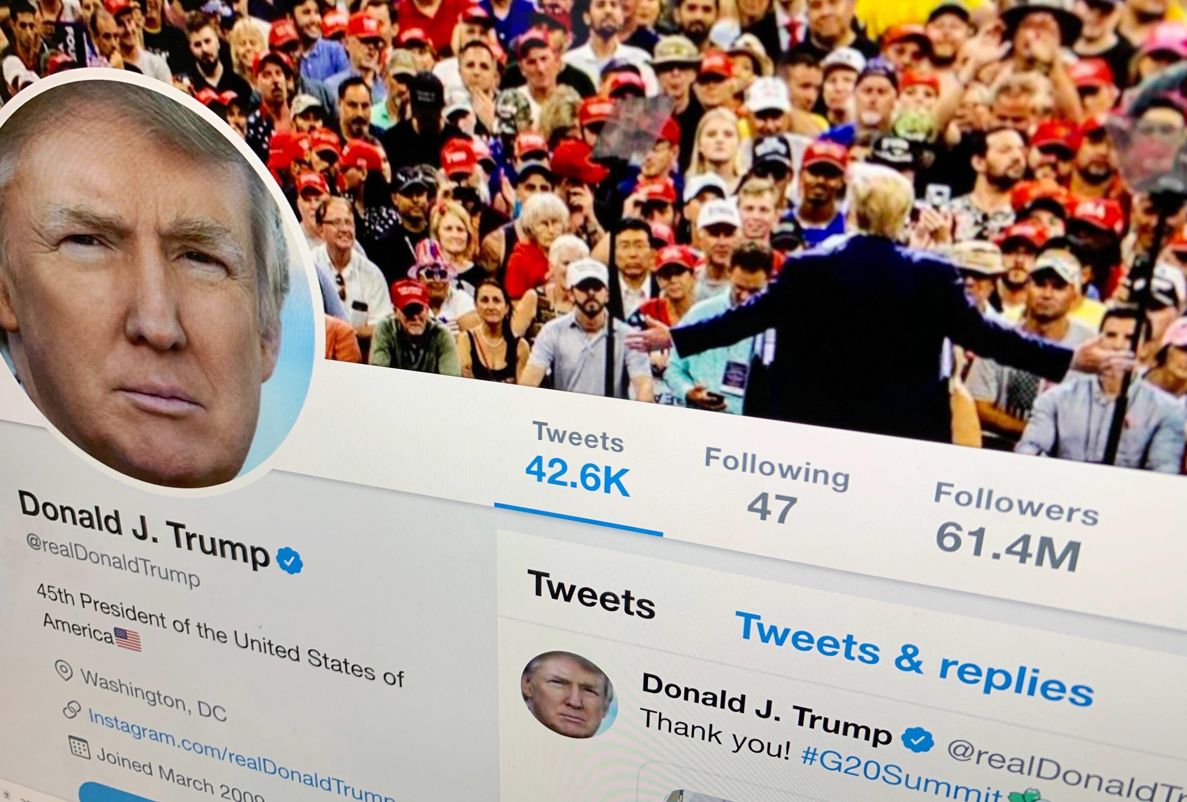 Liberal Media Scream: Breaking News, CNN finds 358 Trump tweet misspellings