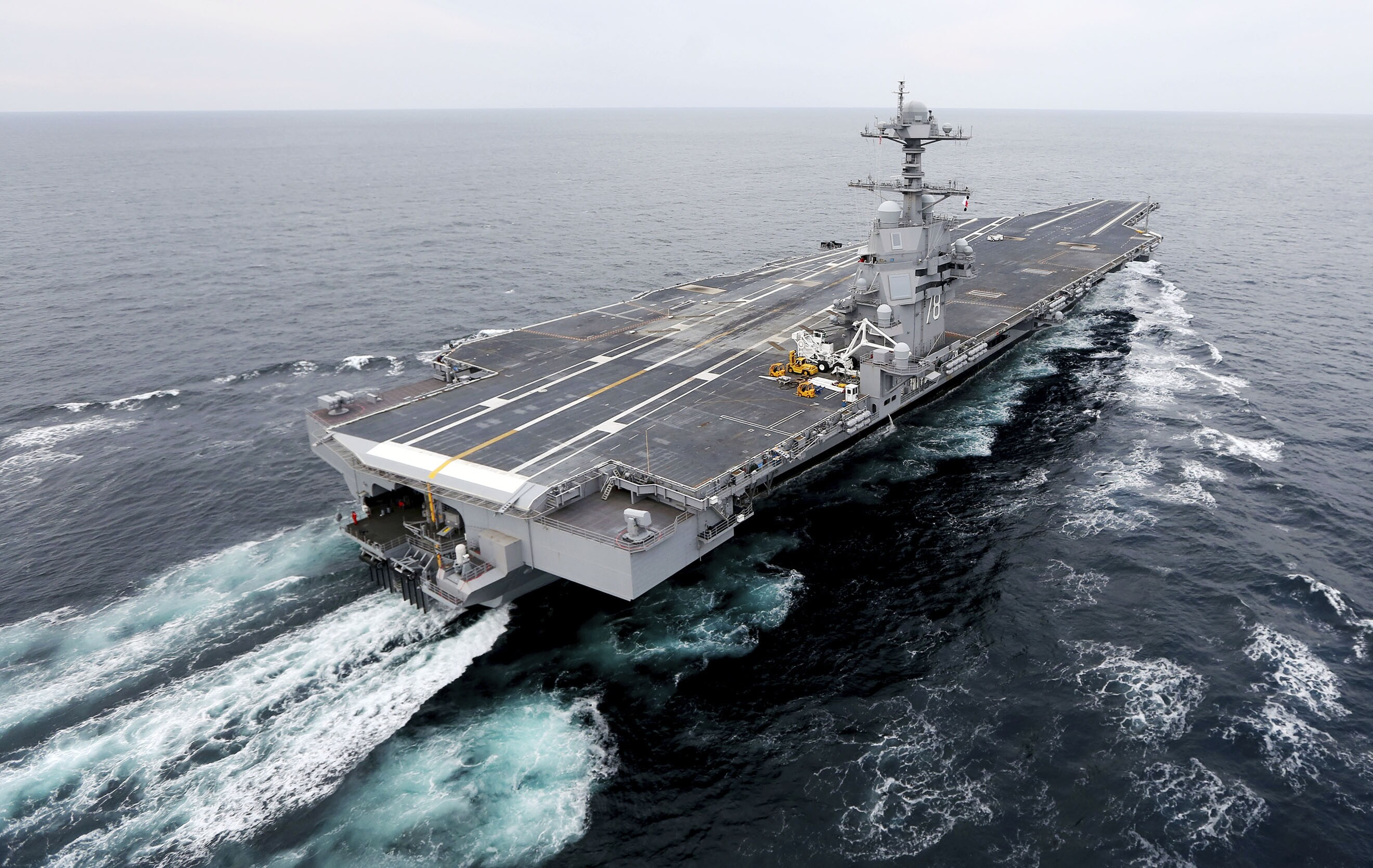 5 Reasons US Aircraft Carriers Will Soon Be More Lethal