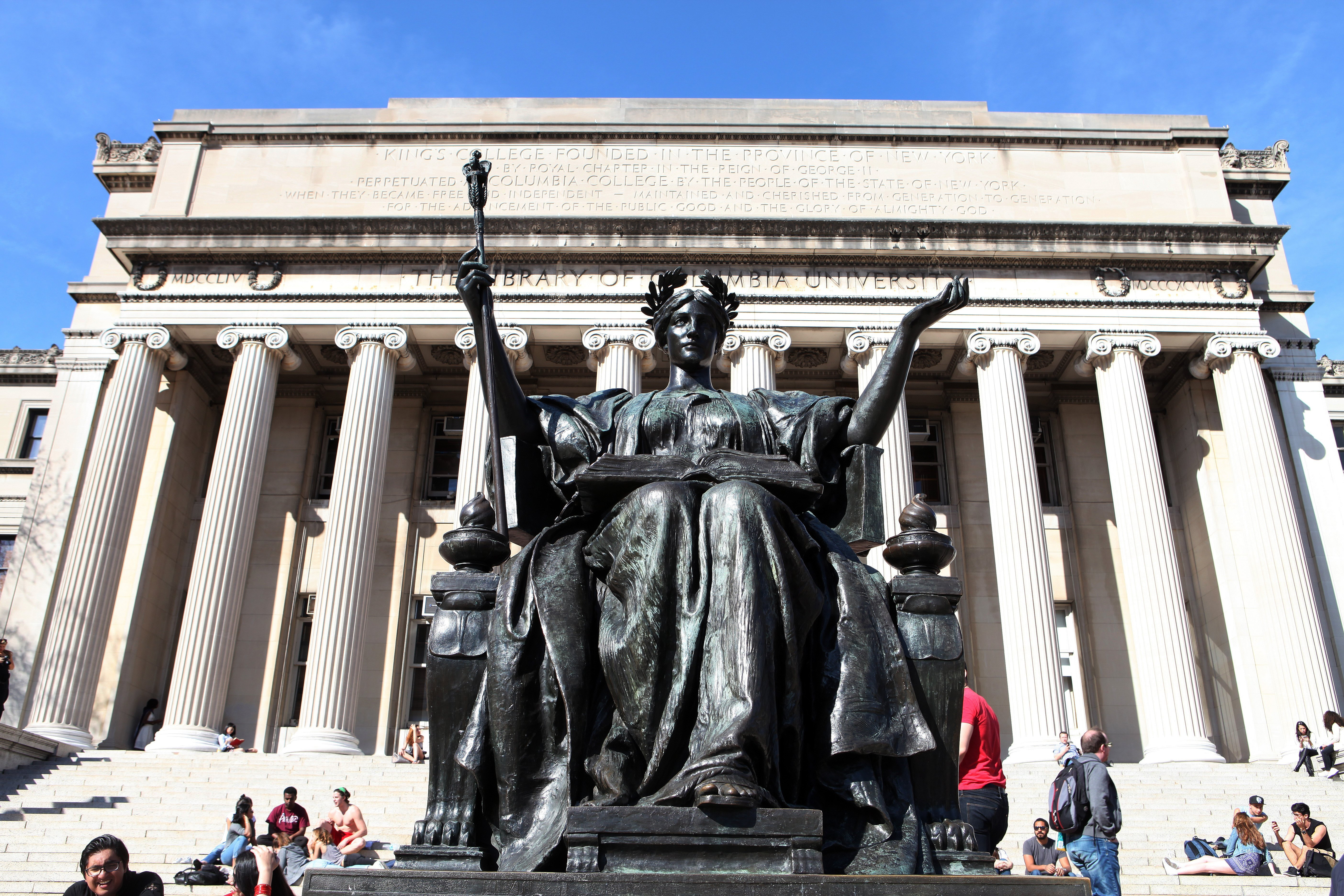 columbia university continues its long tradition of hostility to jews
