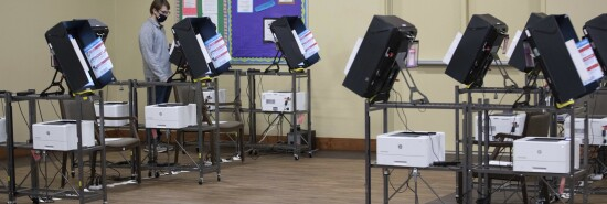 Voting-Election Security