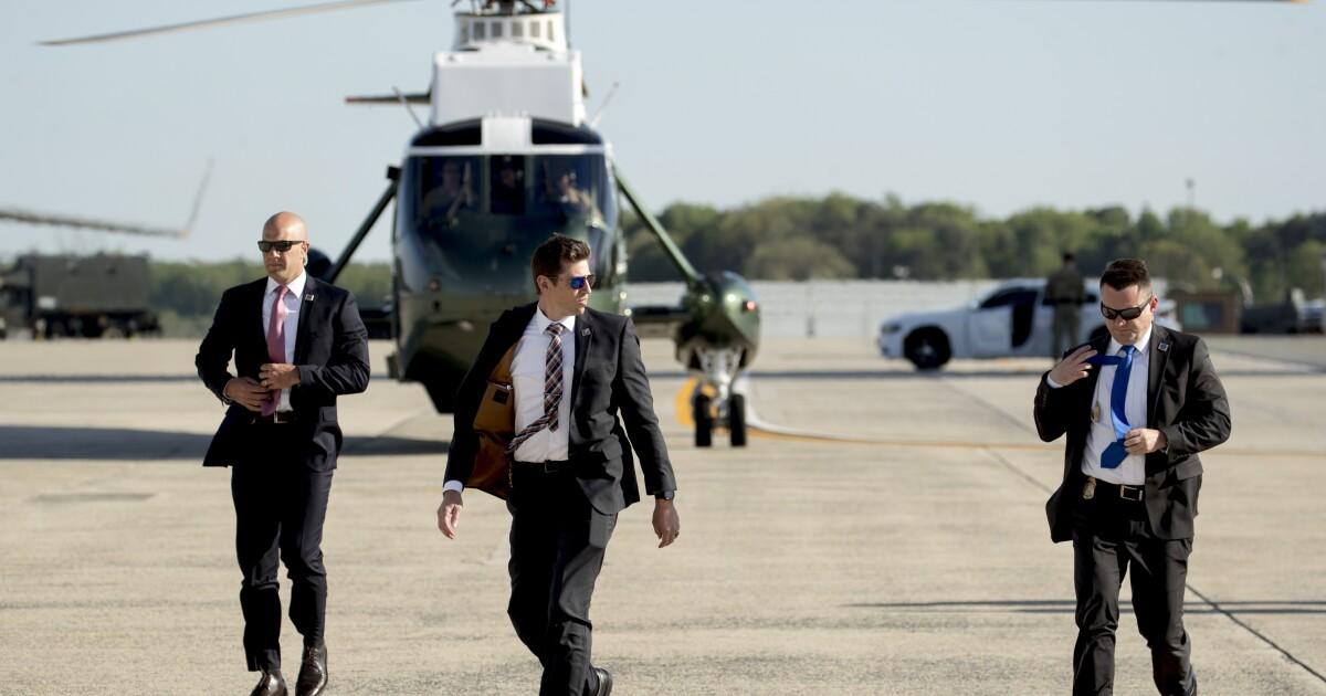 Secret Service sent to southern border